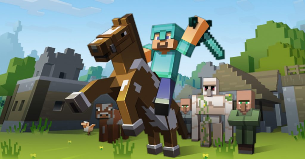 How to Add Friends in Minecraft and Play with Them?