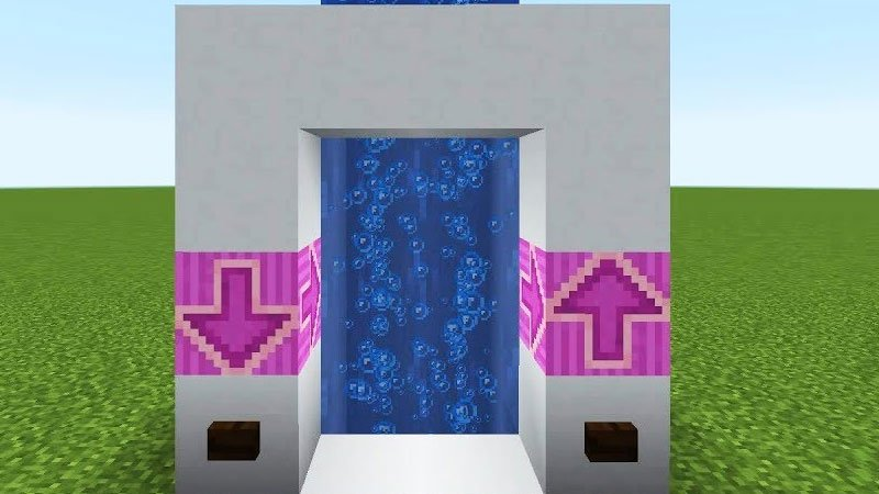How to Make a Water Elevator in Minecraft? 7 Easy Steps
