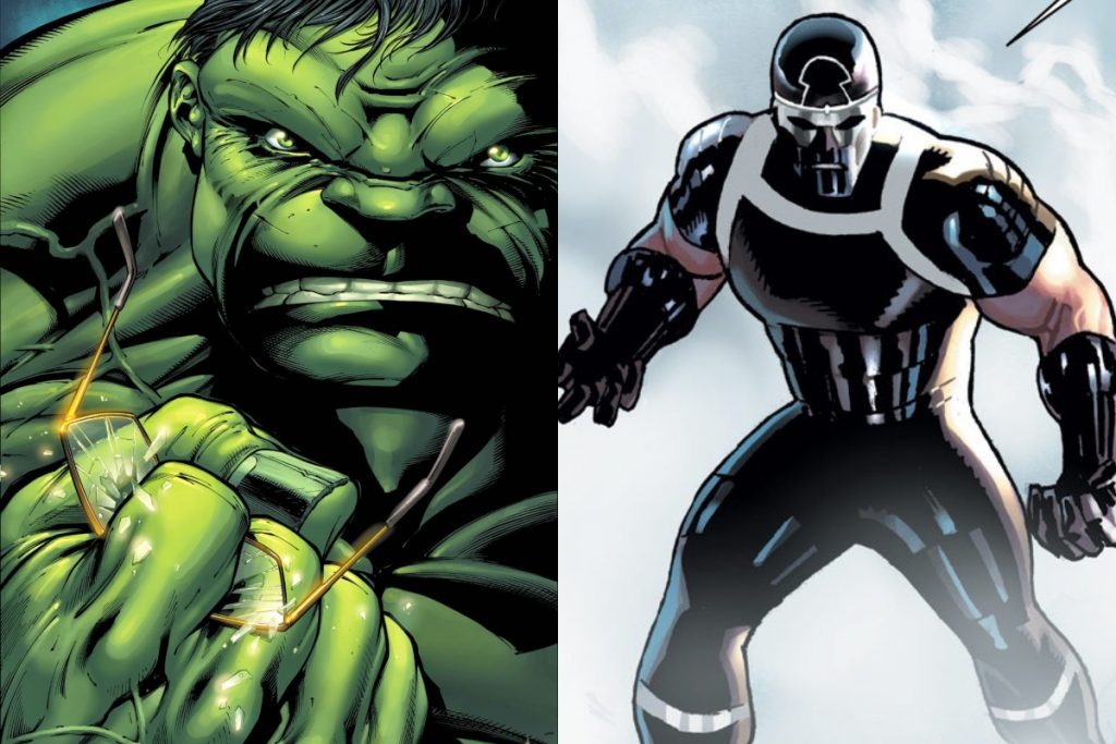 Hulk vs Gilgamesh: Who Would Win?