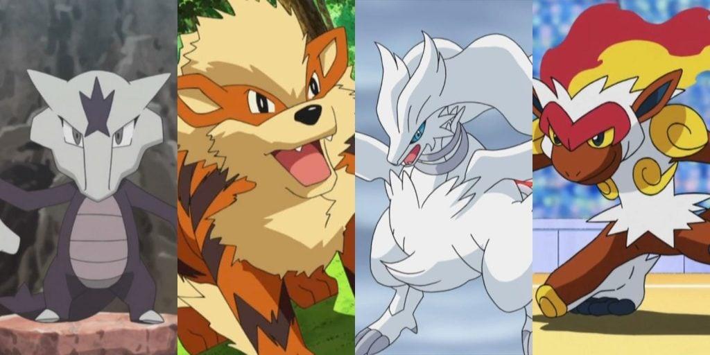15 Best Fire-Type Pokémon (RANKED)
