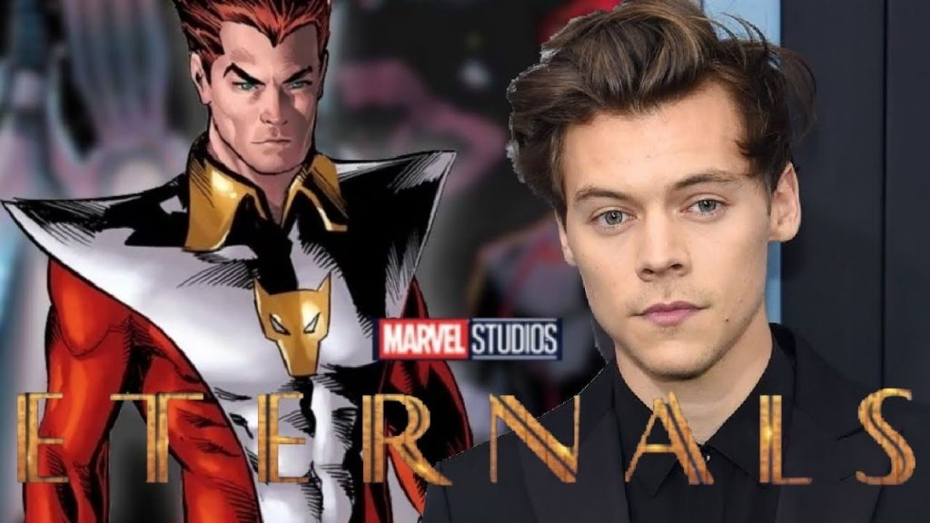 Is Harry Styles in Eternals and Who Is He Going to Play?