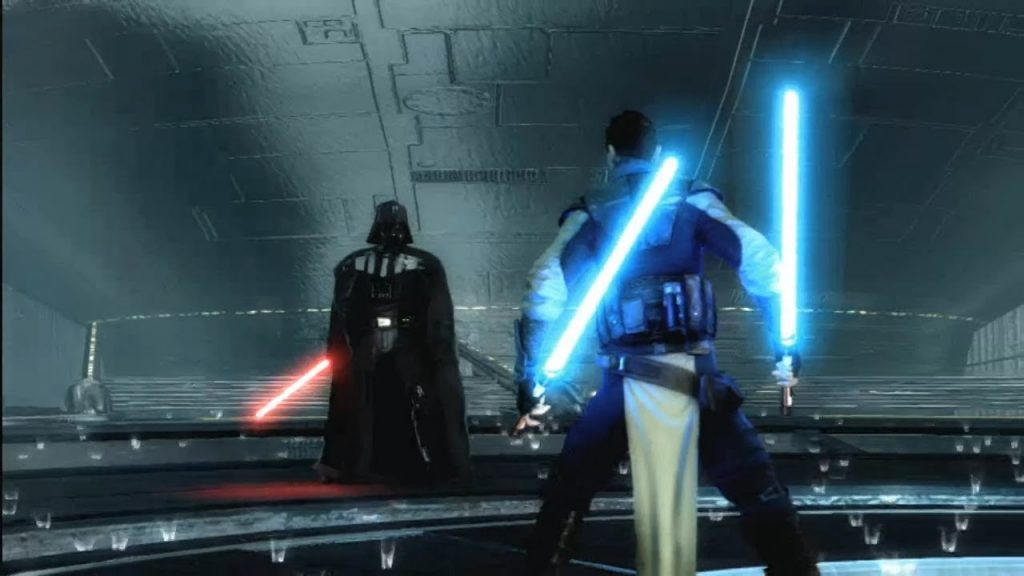 Is Star Wars: The Force Unleashed Canon?