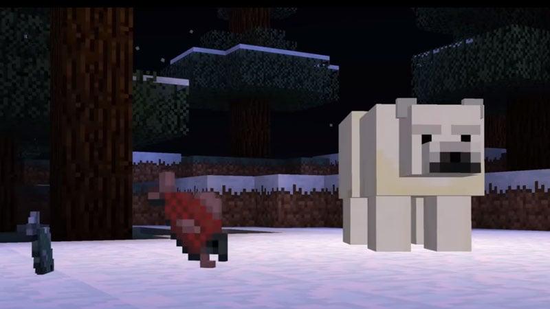 What Do Polar Bears Eat In Minecraft?