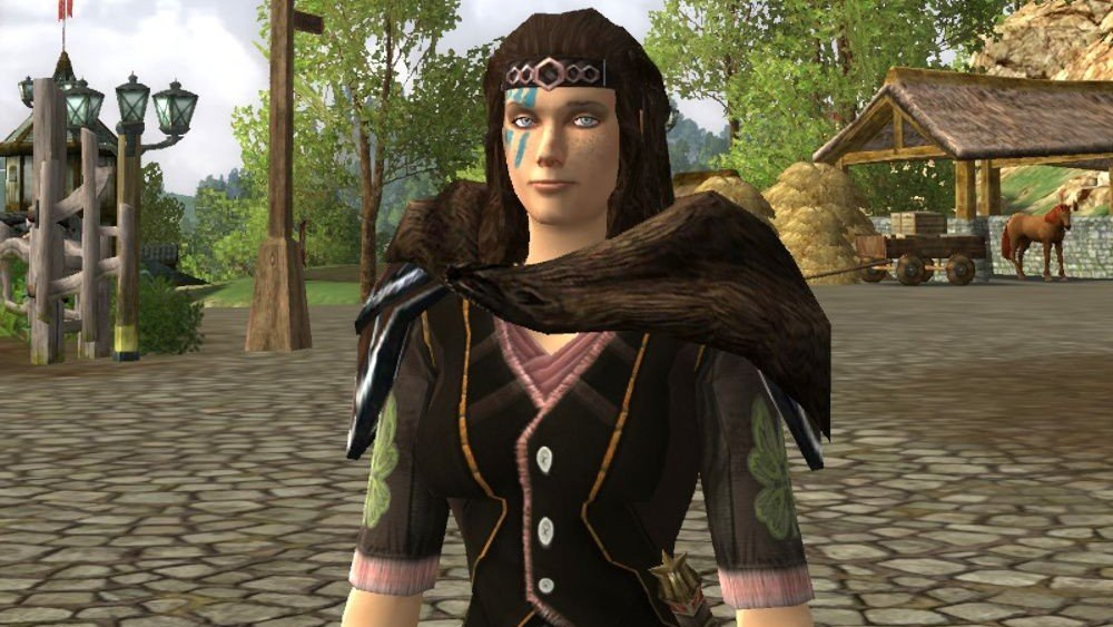 Beorning - Lord of the Rings Online Classes