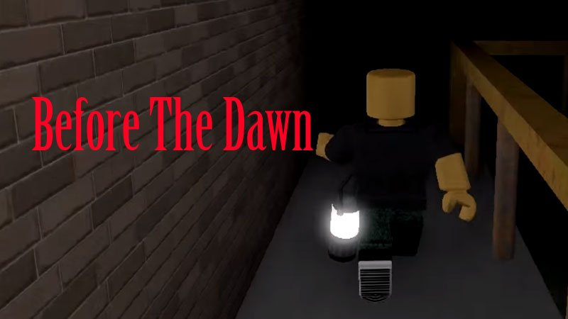 15 Scary Games On Roblox: The Big Horror List