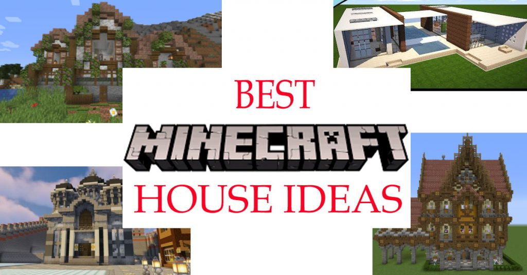 25 Best Minecraft House Ideas In 2021
