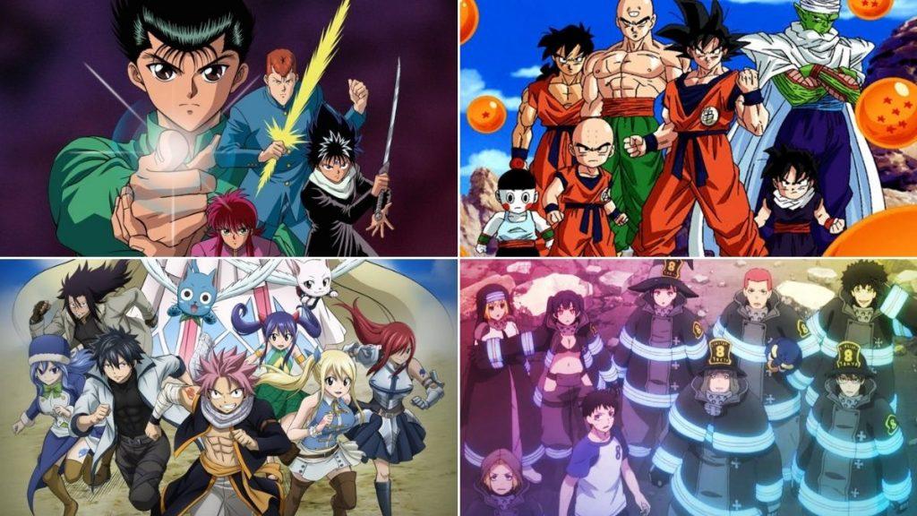 30 Best Anime Like My Hero Academia (Boku no Hero Academia)