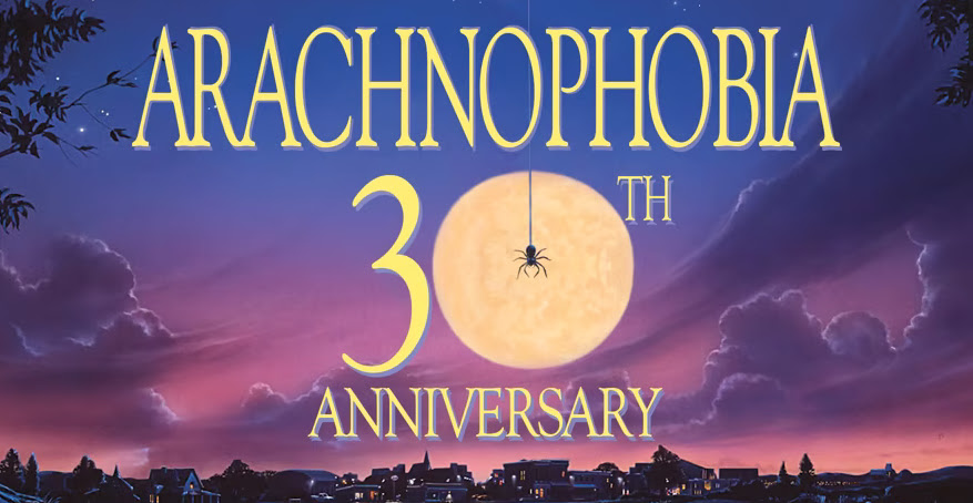 ARACHNOPHOBIA anniversary panel