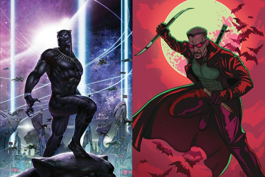 Blade vs Black Panther: Who Would Win?