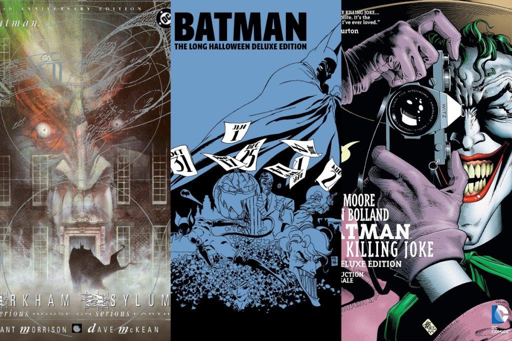 30 Best Batman Comics You Need to Read (RANKED)