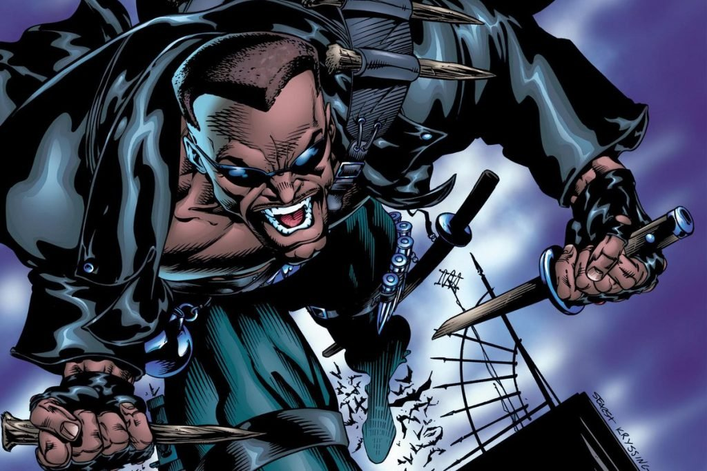 13 Best Blade Comics You Need to Read Right Now