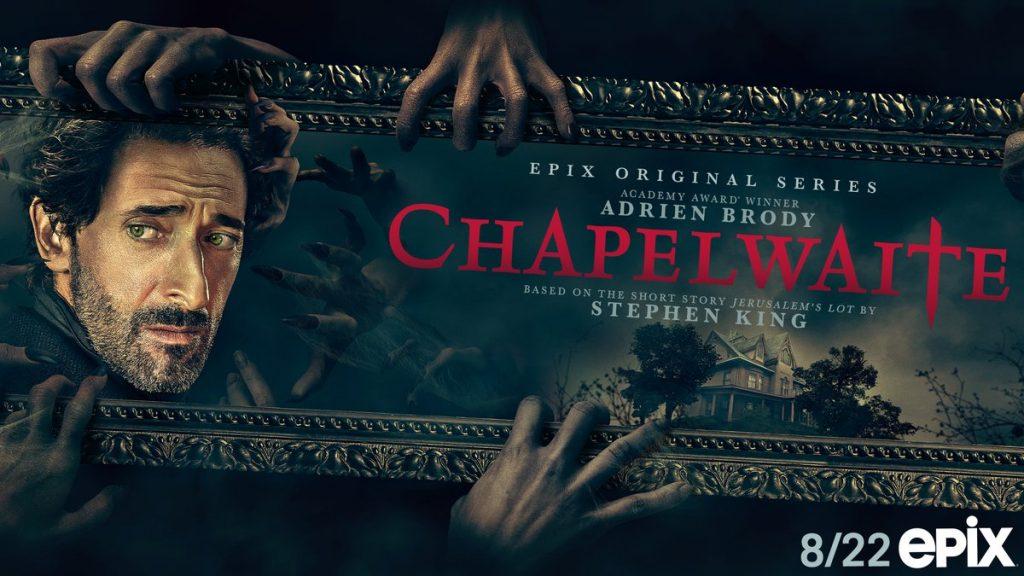 A Full Trailer for Chapelwaite Series, Based on Stephen King's Jerusalem's Lot story