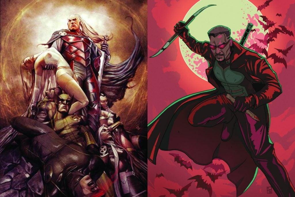 Blade vs Dracula: Who Would Win?