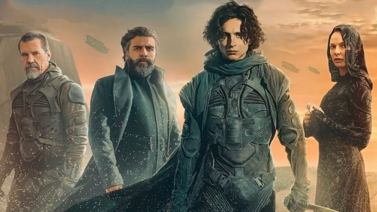 Dune: the second trailer for the new film adaptation has arrived!