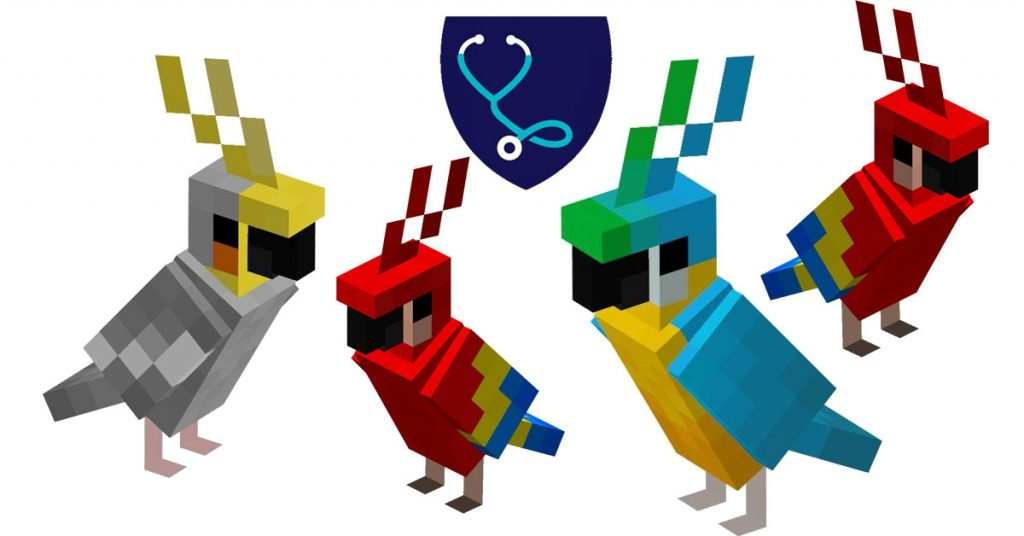 How To Heal Parrots In Minecraft?