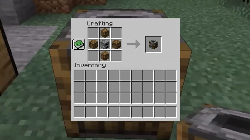 How To Make A Smoker In Minecraft? Materials, Receipt, Crafting Guide
