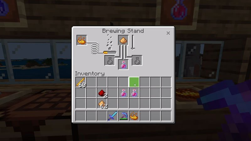 How To Make Potion Of Weakness In Minecraft? Including Recipe And Materials