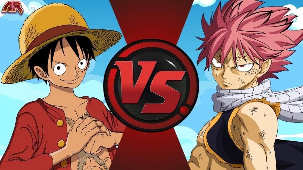 Natsu vs Luffy: Who Would Win?