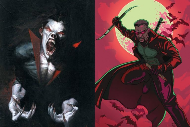 Blade vs Morbius: Who Would Win in Marvel's Fight of the Vampires?