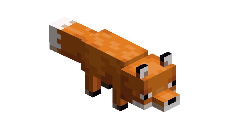 What Do Foxes Eat In Minecraft?
