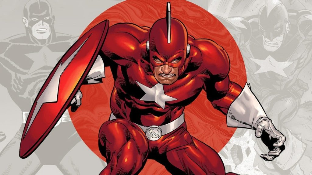 What is the Red Guardian's Shield Made Of?