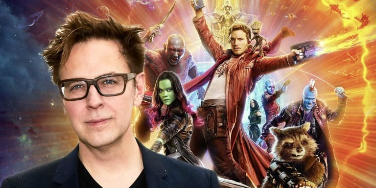 James Gunn talks about being fired from the Guardians of the Galaxy Vol. 3