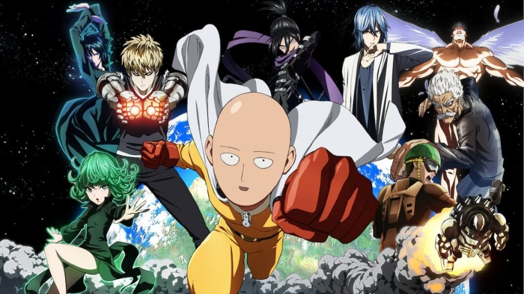 One Punch Man Order of Watching 2021: Including Filler List