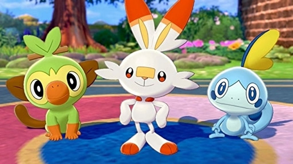 Best Starter Pokémon in Sword and Shield