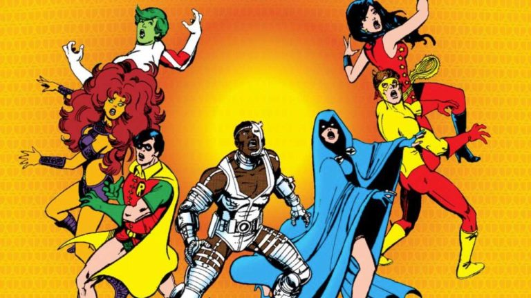 How Old Are All the Members of the Teen Titans?
