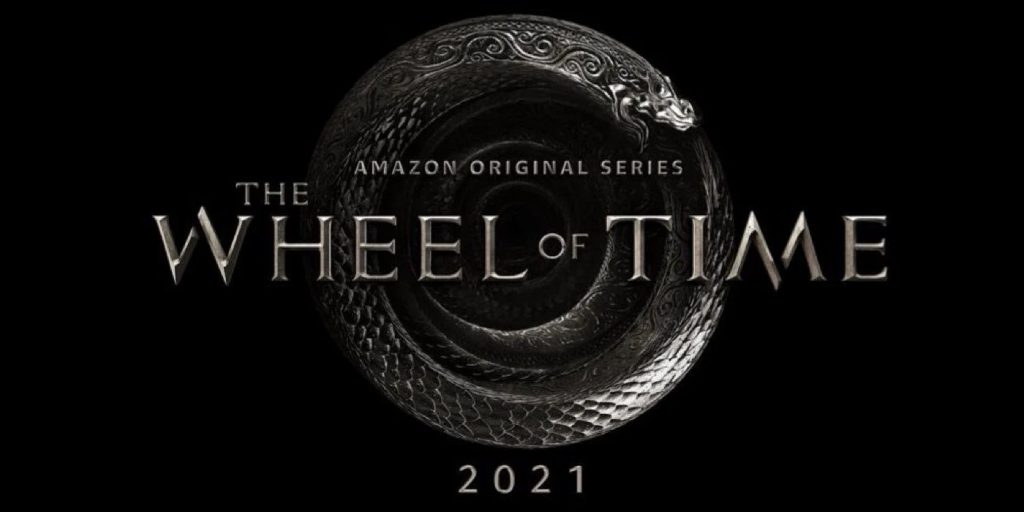 Amazon's series The Wheel of Time TV show has got an official logo!