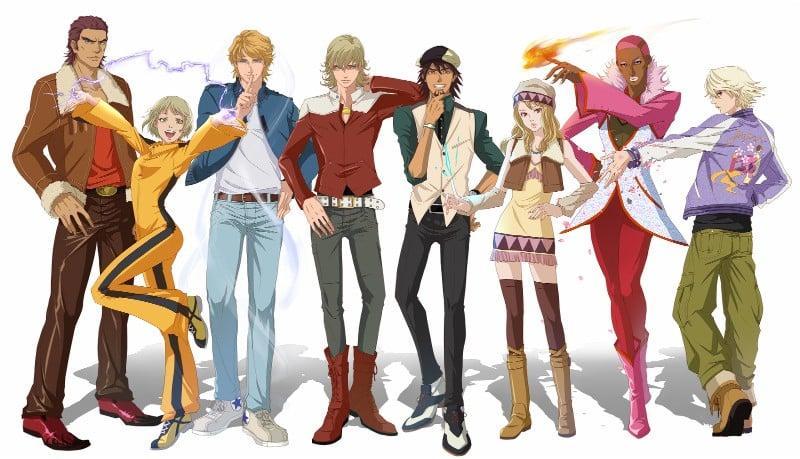 Tiger and Bunny - Best Anime Like My Hero Academia