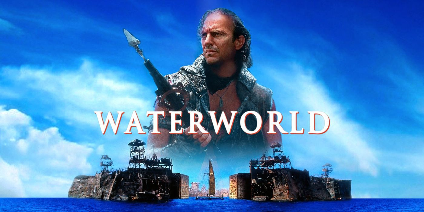 The Waterworld TV show is coming, which will continue the story of the film!