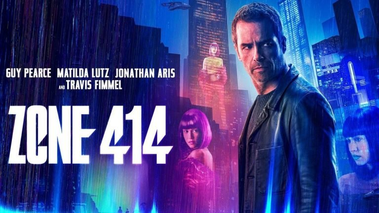 The first trailer for the SF thriller Zone 414 is here!