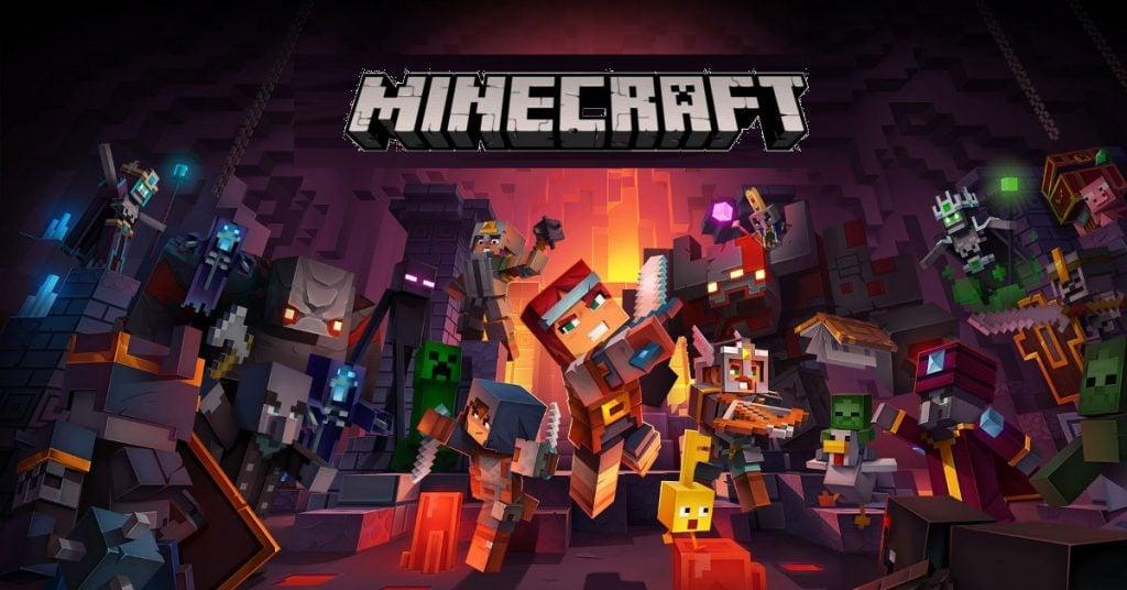 14 Best Minecraft Dungeons Weapons In 2021