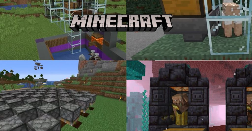 25 Best Automatic XP Farms In Minecraft (2021)