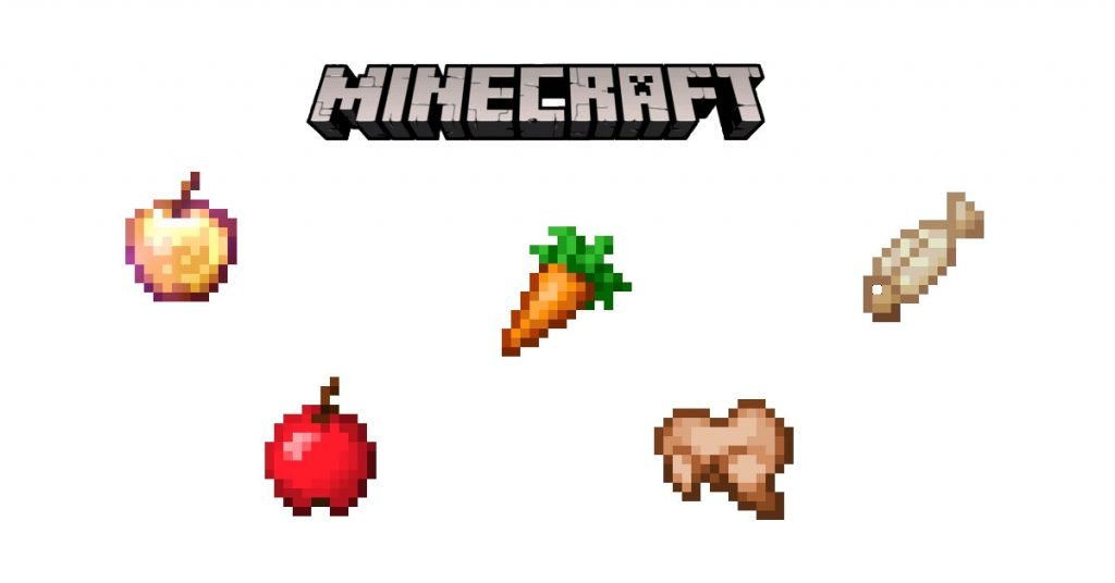 25 Best Minecraft Food Items In 2021