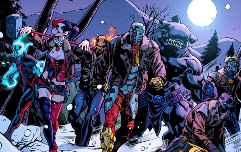 15 Strongest Suicide Squad Members (Comic Books and Movies)