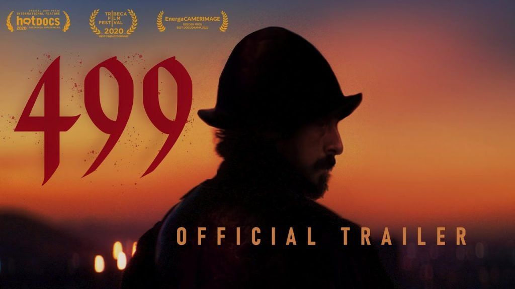 499: An experimental film about a conquistador who travels through time (Trailer and Release Date)