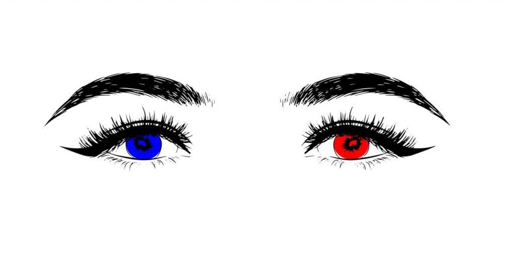 Anime And Manga Eye Color
