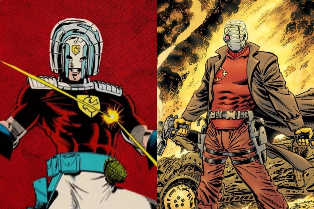 Peacemaker vs Deadshot: Who Would Win?
