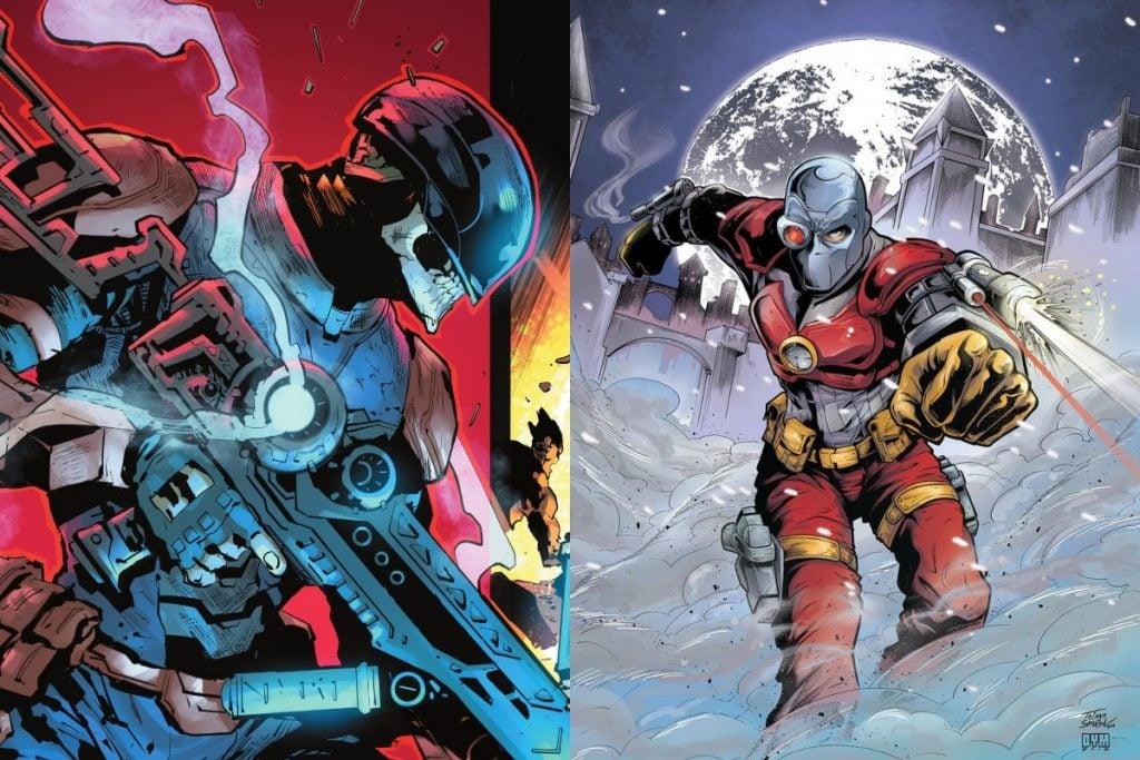 Bloodsport vs Deadshot: Who Would Win?