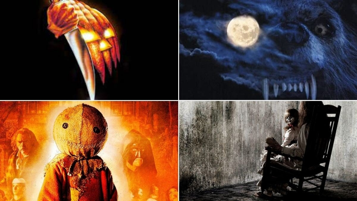 124 Best Halloween Movies of All Time (Horrors to Comedies)