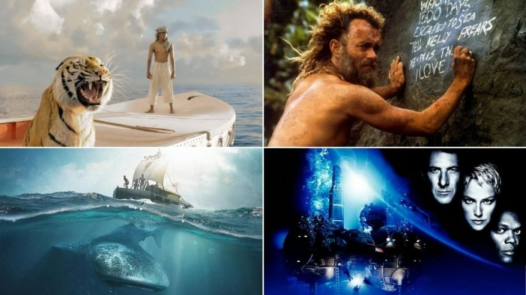 Best Sea Movies of All Time