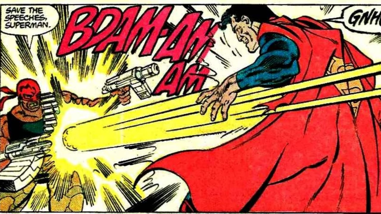 Bloodsport vs Superman: Who Would Win?