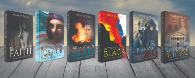"""Book Series Recommendation: """"Zachary Blake Legal Thriller"""""""