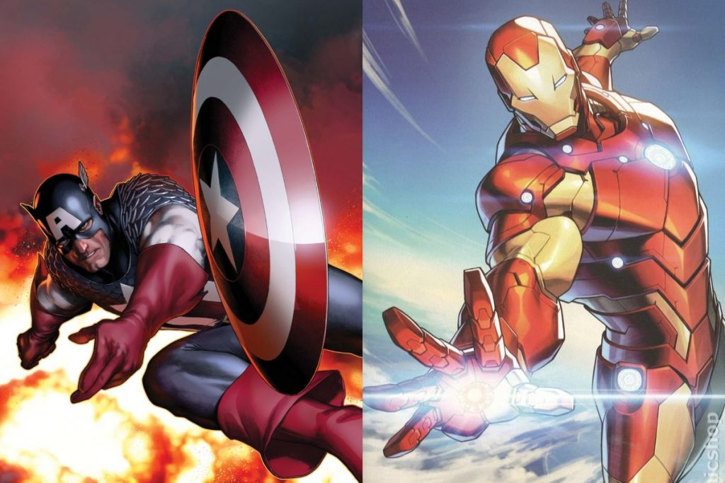 Captain America vs Iron Man: Who Would Win?