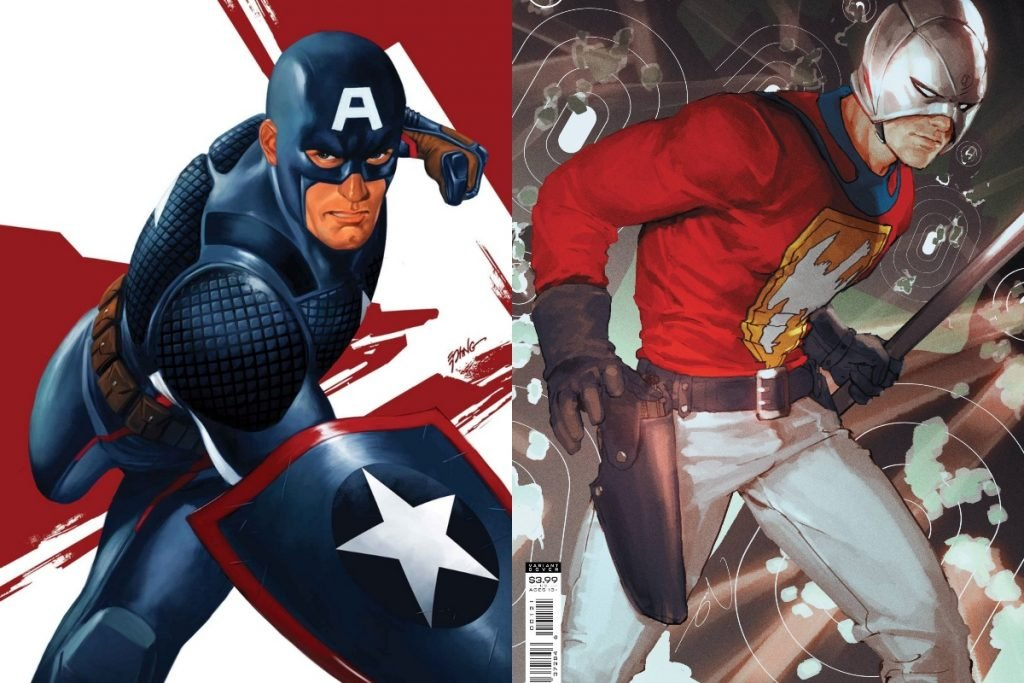 Peacemaker vs Captain America: Who Would Win?