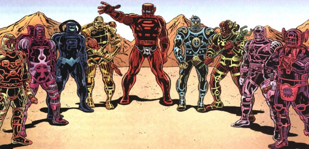 15 Strongest Celestials in the Marvel Universe (RANKED)
