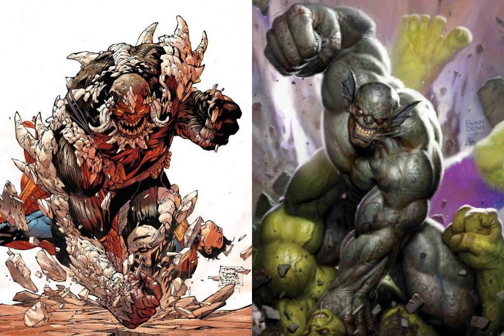 Abomination vs Doomsday: Who Would Win?