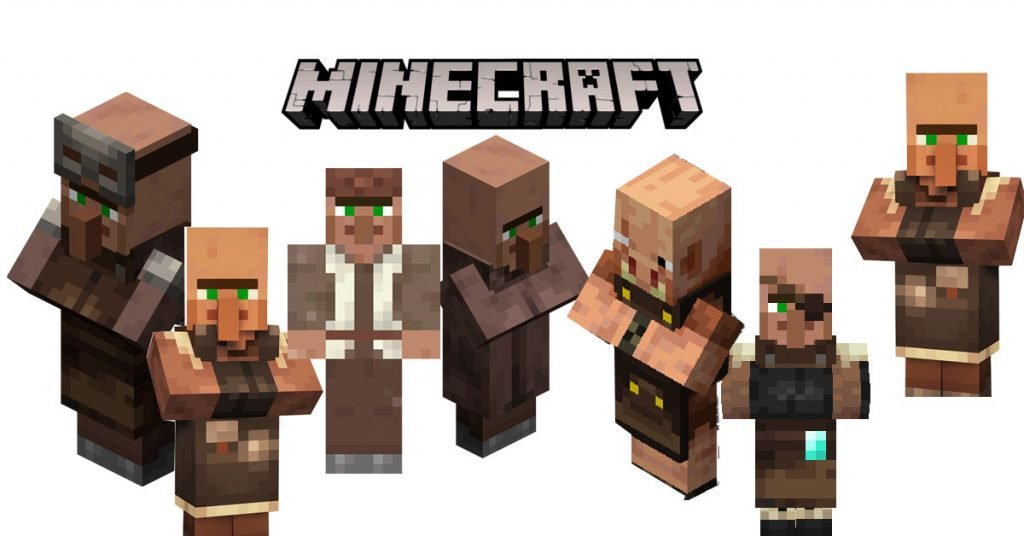 Every Minecraft Villager Job Explained In Detail (2021)
